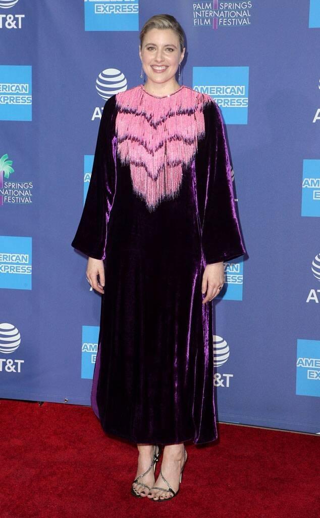 """Грета Гервиг во """"Гучи"""" на филмскиот фестивал во Палм Спрингс"""
