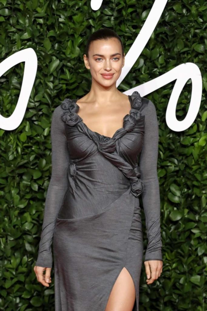 """Ирина Шајк на """"Британските модни награди"""""""