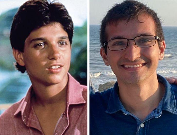 Ралф Мачио и Даниел Мачио на 25 години