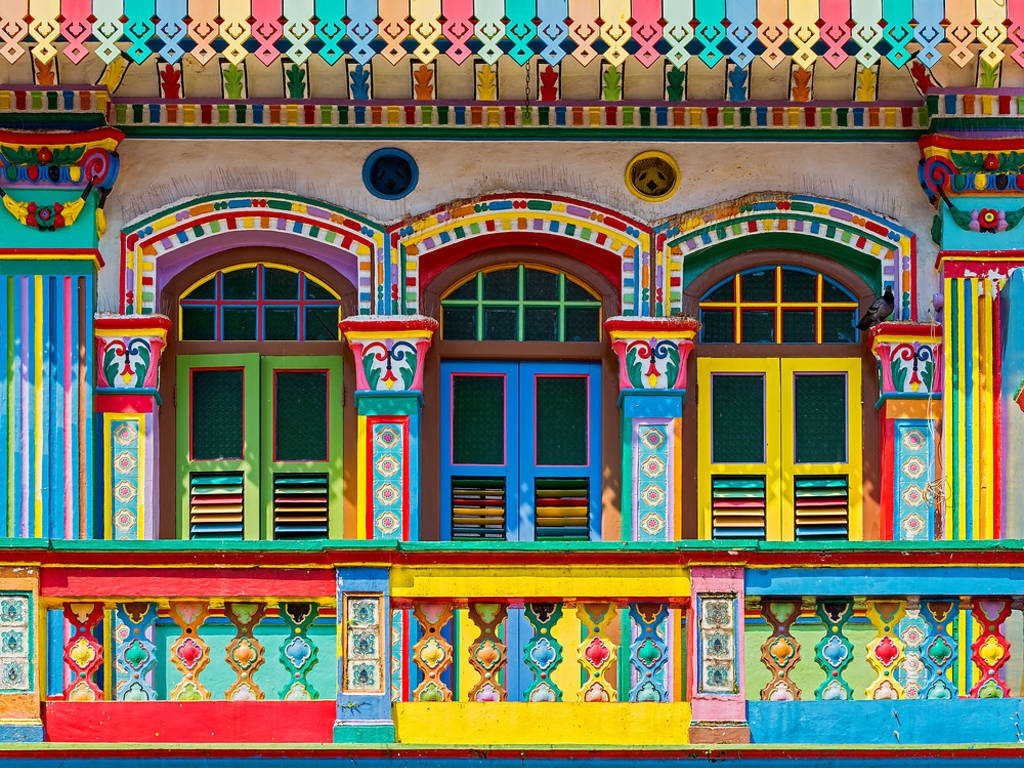 Мала Индија, Сингапур
