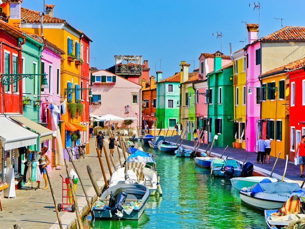 Бурано, Венеција
