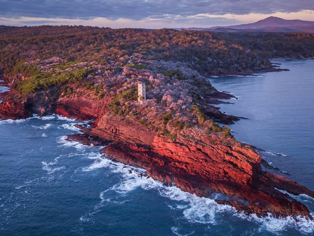 Сафирен брег, Австралија