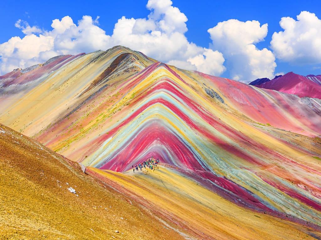 Планината Виножито,  Перу