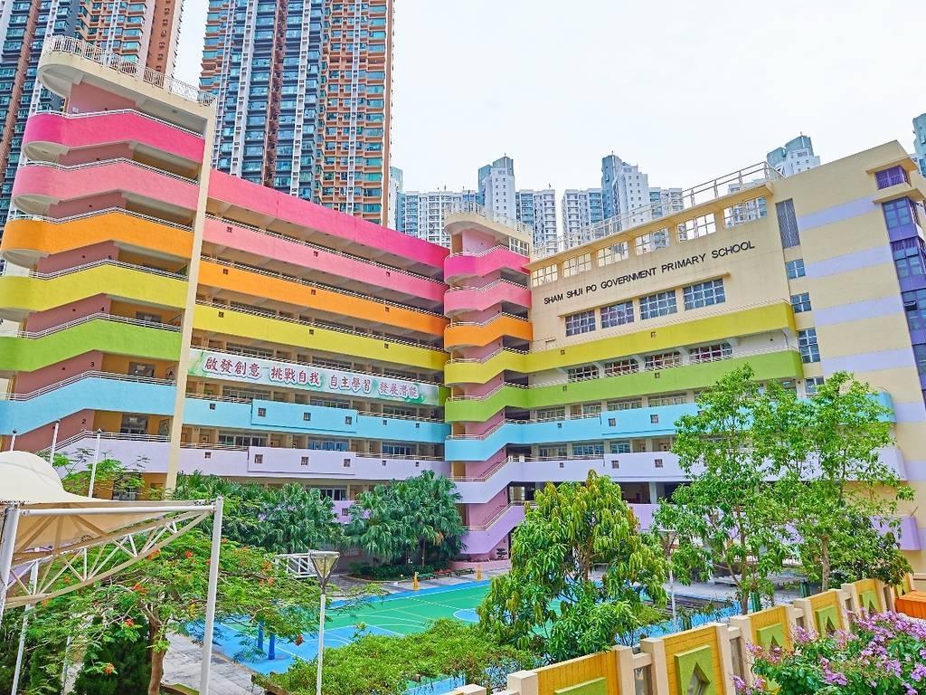 Шам Шуи По училиште, Хонг Конг