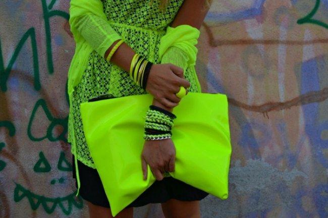 Резултат со слика за фустани  во неон бои