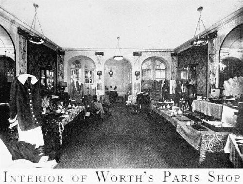 Студиото на Ворт во Париз