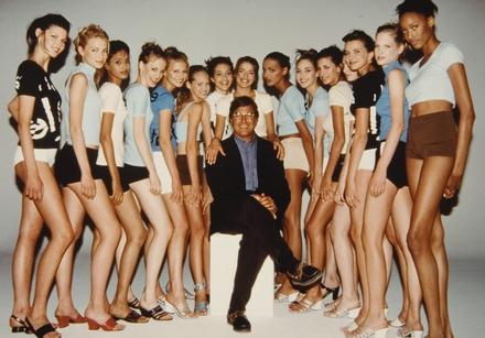Казабланкас со години го организираше изборот Elite Model Look