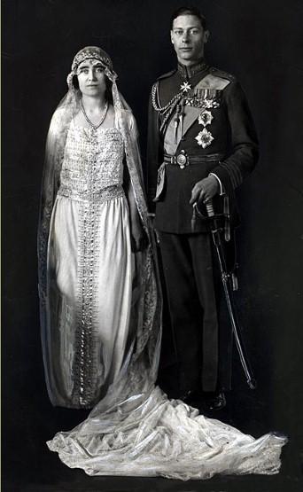 Кралицата Елизабета 1923 год