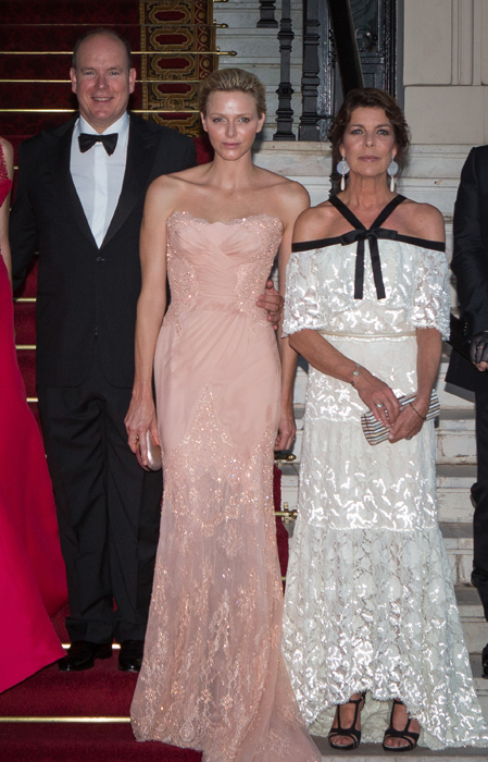 Кралското семејство на Монако