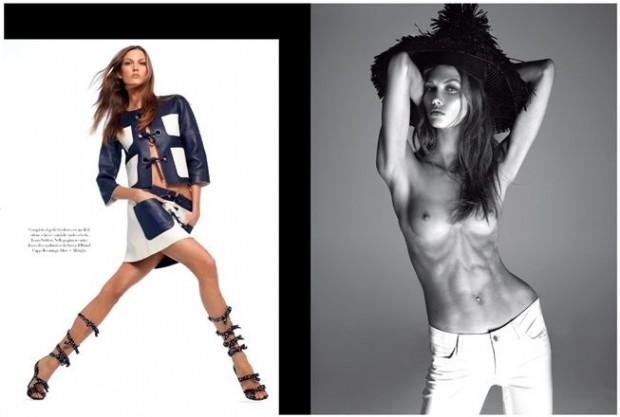 Италијански Vogue (декември 2011)