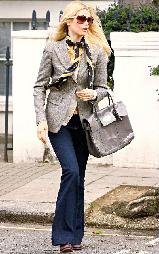 Клаудија Шифер своевремено одби чанта од Ермес со нејзино име