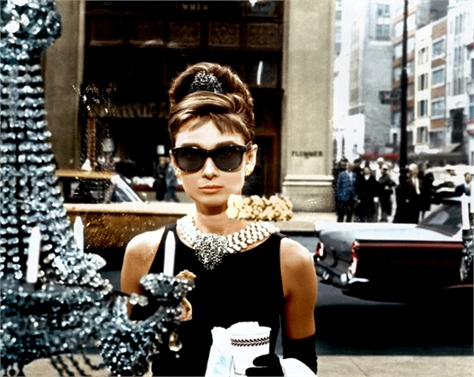 """Breakfast at Tiffany's"" од 1961 со Одри Хепберн"