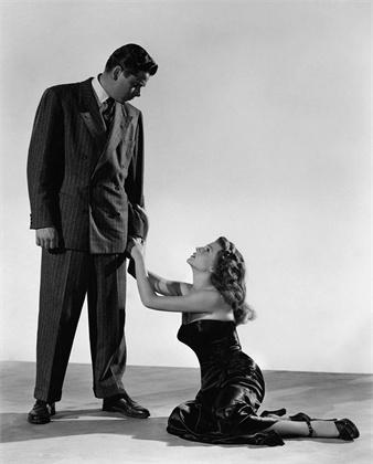 """Рита Хејворт и Глен Форд во филмот """"Gilda"""""""