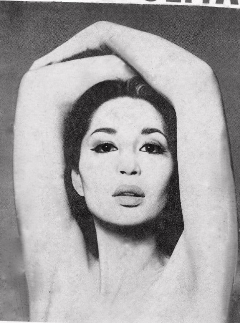 Cosmopolitan magazine 1962
