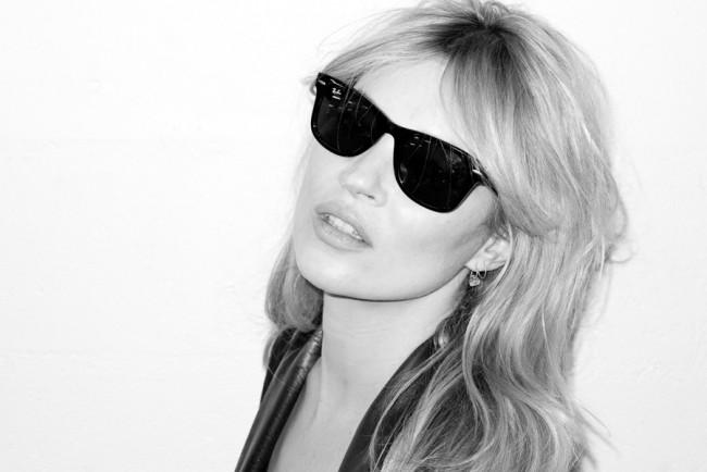 Kate Moss - Ray Ban