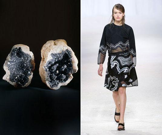 Филип Лим се инспирираше од природнатата палета на бои на земјата и камењата