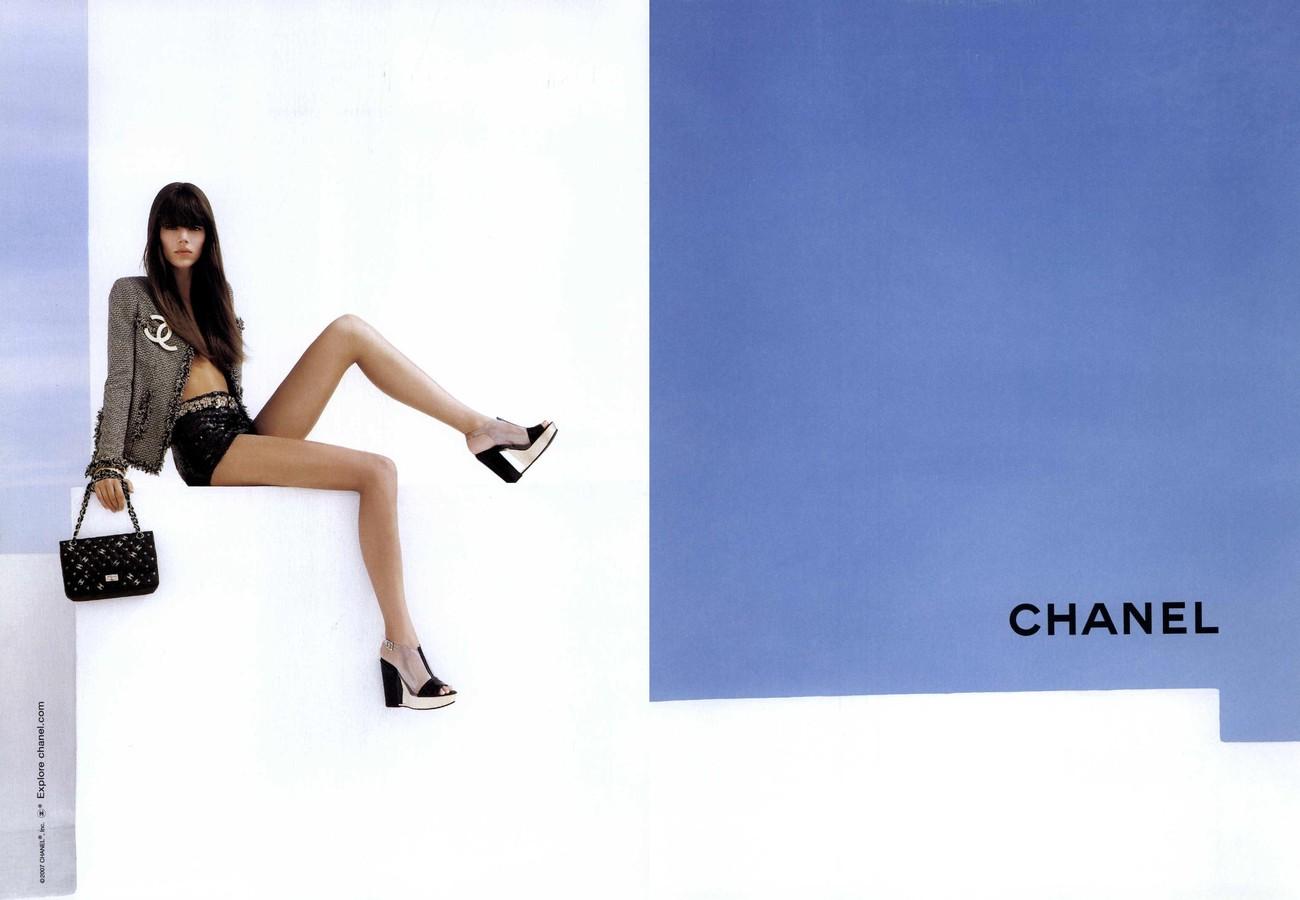 Шанел, пролет-лето 2007 година