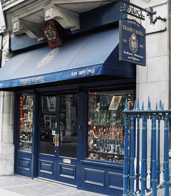 London - Truefitt & Hill