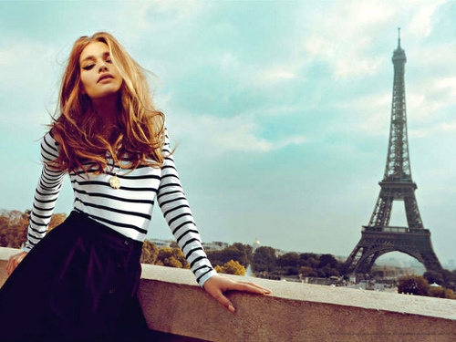 francuska devojka