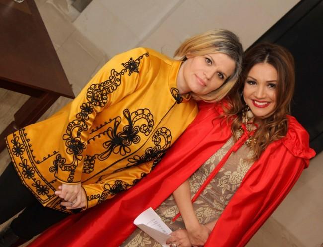 Елена Лука и Лила