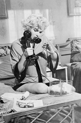 """Мерилин Монро во """"SOME LIKE IT HOT"""", 1959"""
