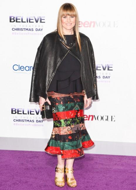 Ејми Ешли на премиерата на новиот видео спот на Џастин Бибер