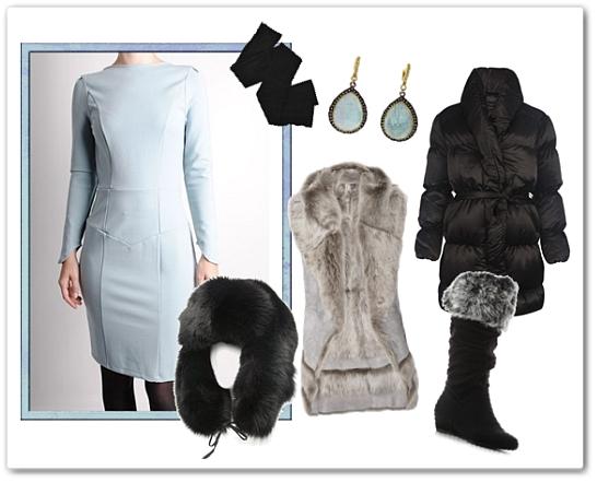 ljetne haljine zimi 11