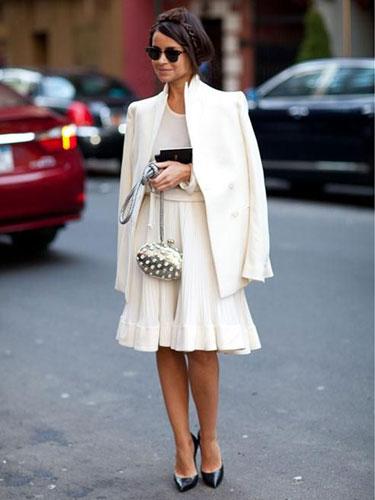 Мирослава Дума неприкоснована на модните улици