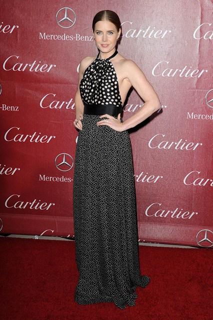 Ејми Адамс во фустан на Хуан Карлос Обандо