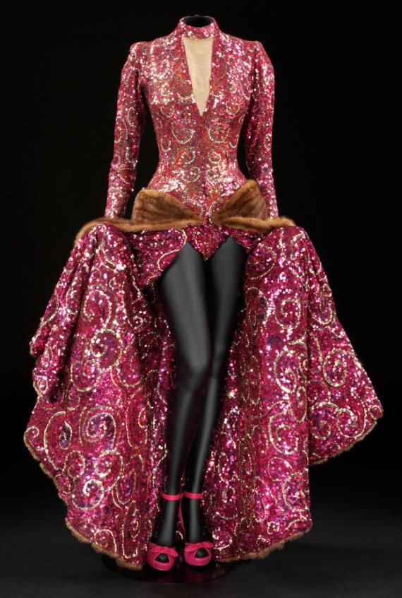 "Фустан од филмот ""Lady in the Dark"" 1944"