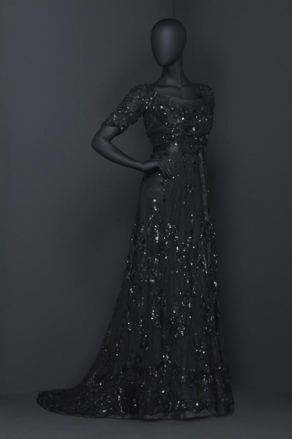 Вечерен фустан од 1908