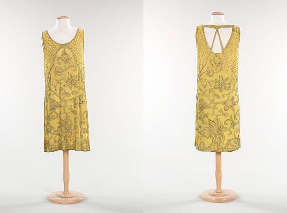 Фустан од 1924 год.