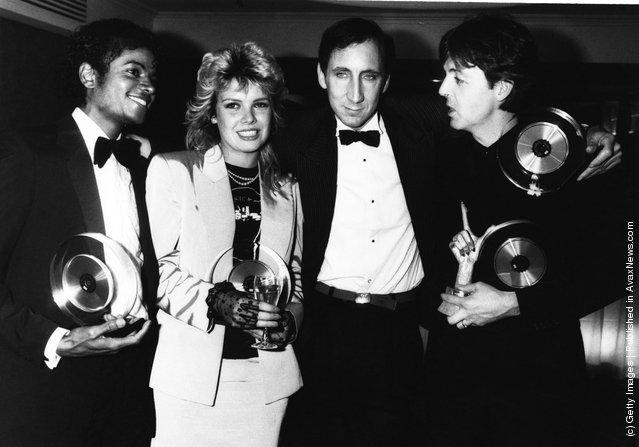 1983 Британски Награди