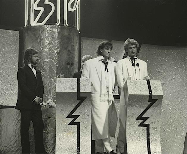 1985 Британски Награди