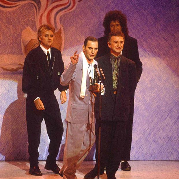 1990 Британски Награди