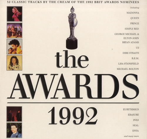 1992 Британски Награди