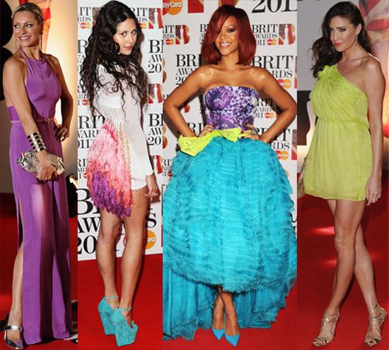 2011 Британски Награди