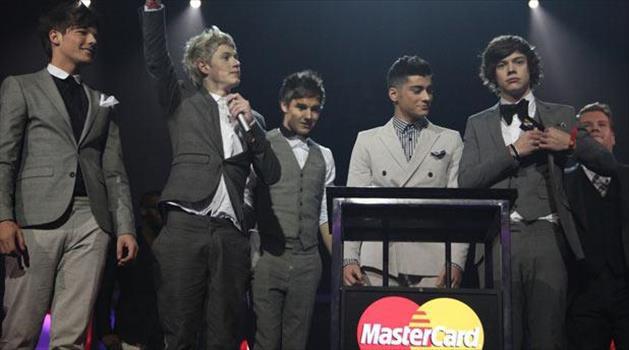 2012 Британски Награди