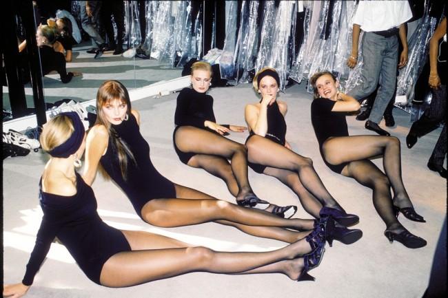бодито, која ја запиша Каран во модната историја, лансирано во 1985 година.