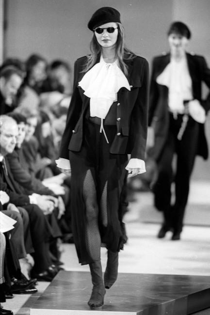 Дона Каран пролетна колекција ready-to-wear 1993 година.
