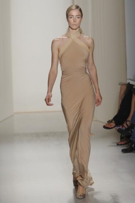 Дона Каран пролетна колекција ready-to-wear 2008 година.