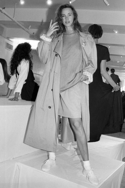 Дона Каран Њујорк пролетна колекција ready-to-wear 1989 година.