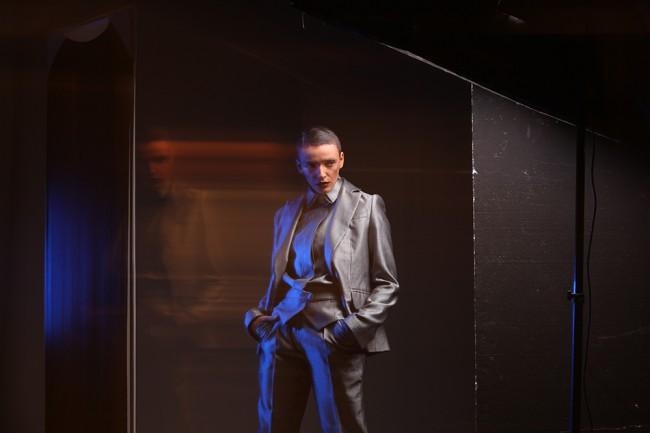 """Фотографија од фотосесијата за """"Пурпурни улици"""""""