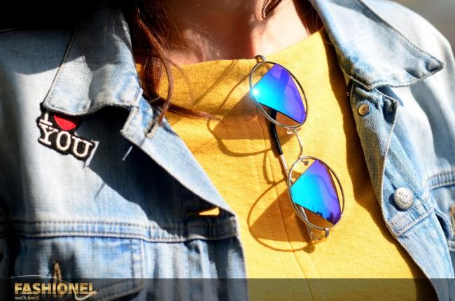 Очила за сонце, како специјален моден додаток