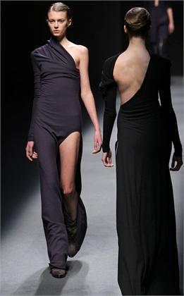 Париска модна недела 2009 година.