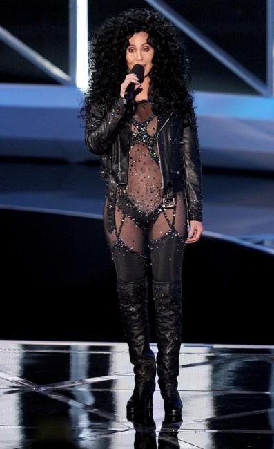 настап на VMA во 2010 година