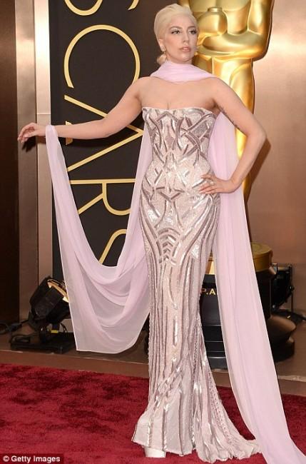 Лејди Гага во Версаче