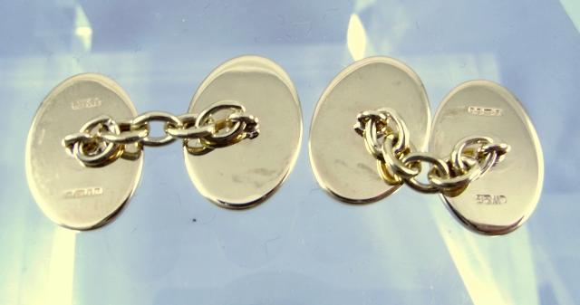 Chain link-манжетни