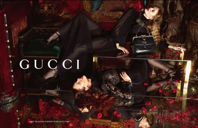 Gucci fw 2012/13