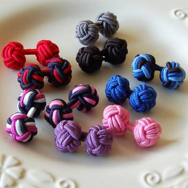 Silk Knot-манжетни